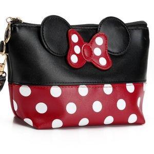 Handbags - Mouse themed makeup bag